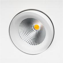 SG Gyro Square 54 DimTOwarm indbygningsspot 6W LED i hvid