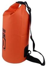 Vandtæt Taske / Dry Bag - 10 Liter Orange Tørpose
