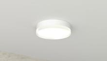 Dansani Jupiter indbygningsspot LED Ø80 mm i hvid
