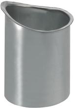 VMZINC tudstykke med Ø76 mm nedløb til tagrende nr. 13 kvartrund (arkitekt)