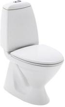 Ifø Cera toilet med S-lås