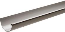 Plastmo tagrende nr. 12 i grå - 6 meter