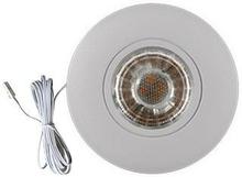 HiluX D1 Ind/påbygningsspot 3W/927 LED, Hvid