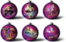 - Guardians of The Galaxy Baubles / Christmas Tree Ornaments - Muut