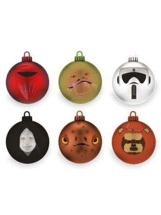 - Return of the Jedi Bauble / Christmas Tree Ornament Pack - Muut