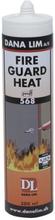 Dana Lim Fire Guard Heat 568 pannkitt, upp till 1200°C, 290 ml