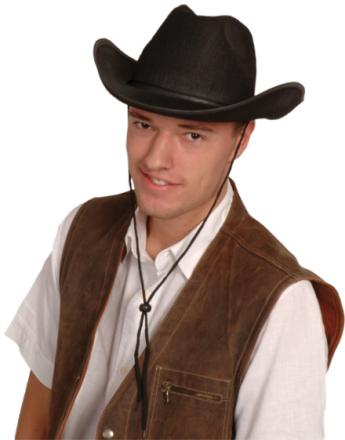 Cowboyhatt vuxna One-size