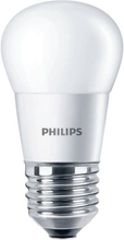 Philips CorePro LED Krone 4W/827 (25W) E27 Mat