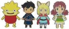- 2 Character Magnet Set - Andre