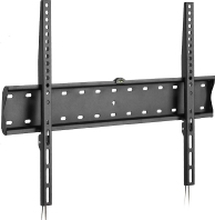 WHS106 - Wall mount black for audio/video WHS106