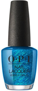 OPI Scotland Collection Nessie Plays Hide & Sea-k