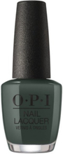OPI Scotland Collection Things Ive Seen In Aber-green