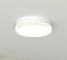 Dansani Jupiter Indbygningsspot LED 5,1W/931, Ø80 mm, Hvid