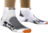 X-Socks Nordic Walking Löparstrumpor Herr Short vi