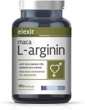 Elexir Pharma | Maca L-arginin