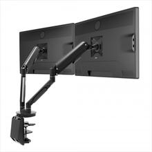 FTI - Ergopro skærmarmsløsning til 2 skærme