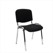 FTI - Comfort X stol krom/sort polst.