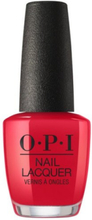 OPI Scotland Collection Nagellack Red Heads Ahead