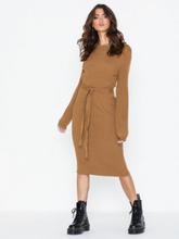 Vero Moda Vmsvea Ls O-Neck Dress Långärmade klänningar