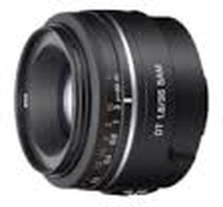 Sony Alpha DT 35mm F1.8 SAM Sort Objektiv til Sony Alpha
