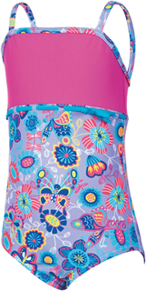 Zoggs Girl's Wild Classicback Swimsuit - Badedragter
