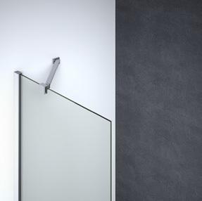Dansani Match Arm til model D70 fast væg, 300 mm