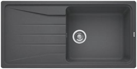 Blanco Sona XL 6 S UX Køkkenvask 100x50 cm, Silgranit, Klippegrå