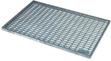 ACO Vario galvaniseret fodskraberist 100x50 cm