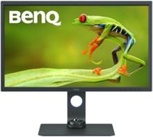 Skærm SW321C 32inch photographer monitor 4K Adobe R -