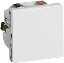 LK IHC Wireless Fuga Universal lysdæmper, 250W, 1 modul, Hvid