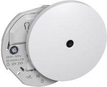 LK IHC Wireless Lampeudtag/lysdæmper, Ø80 mm, 250W, Hvid