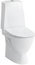 Laufen Pro-N toilet m/skjult S-lås, hvid
