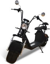 Fatscooter 2000W - Trafikgodkänd Mopedklass 1