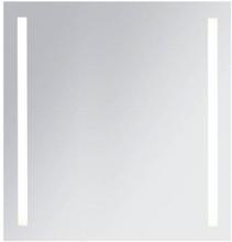 Ifö Option spejl med belysning 60 x 64 cm
