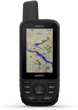 Garmin Gpsmap 66st Black