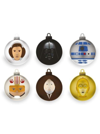 - A New Hope Bauble / Christmas Tree Ornament Pack - Muut