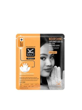 Nourishing Hand Mask Gloves Transparent