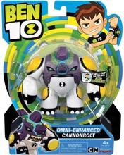 Actionfigur Omni-Enhanced Cannonbolt, Ben 10