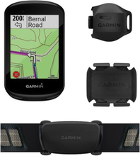 Garmin Edge 830 Performance Bundle Black