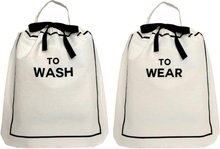 To Wash /to Wear