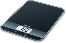 Beurer KS19 Køkkenvægt, Sort (5 kg)