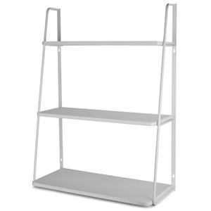 JOX 3-level Wall Shelf Grey