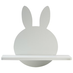 JOX Jox Furniture Rabbit Shelf White