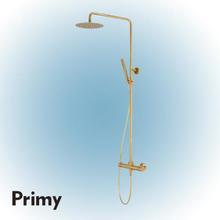Primy Pleasure 2 brusesystem, messing