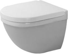 Duravit Starck 3 Compact væghængt toilet