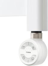 TVS Elpatron 300 watt m/afbryder, termostat & timerfunktion, hvid