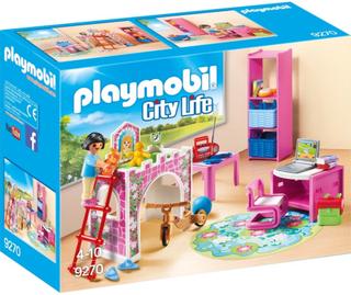 Playmobil9270, Mysigt barnrum