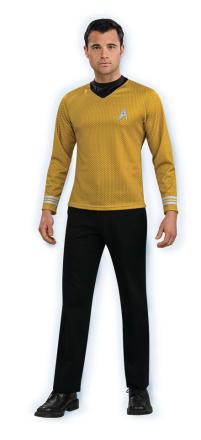 Maskeraddäkt Kapten Kirk Star Trek