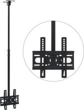 "vidaXL Takmontert TV-brakett 23""-42"" høydejusterbar"