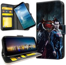 Xiaomi mi note 10 - mobilfodral batman vs superman